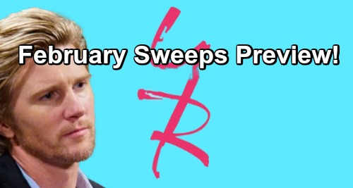 The Young and the Restless Spoilers: February Sweeps Preview – J.T. Story Shocking End - See All the Genoa City Surprises