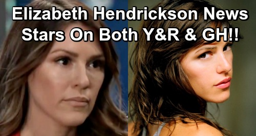 The Young and the Restless Spoilers: Elizabeth Hendrickson's Double Duty, Juggles Y&R and General Hospital – See What's Next for Chloe