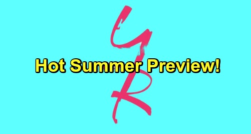 The Young and the Restless Spoilers: Hot Summer Preview – See the Sizzling Shockers That'll Strike Genoa City
