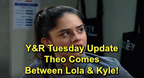 The Young and the Restless Spoilers: Tuesday, October 15 Review - Connor Desperately Needs Adam - Theo Comes Between Kyle & Lola