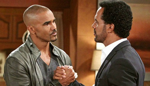 The Young and the Restless Spoilers: Shemar Moore Speaks Out About Kristoff St. John's Death - Amazing First Look Photos