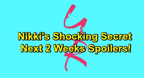 The Young and the Restless Spoilers Next 2 Weeks: Nikki Learns Stunning Secret - Victor's Search For Adam – Kyle Blackmailed