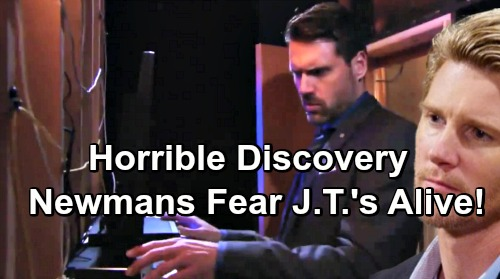 The Young and the Restless Spoilers: Preview Week of February 4 – J.T. Haunts The Newmans – Summer's Dangerous Game