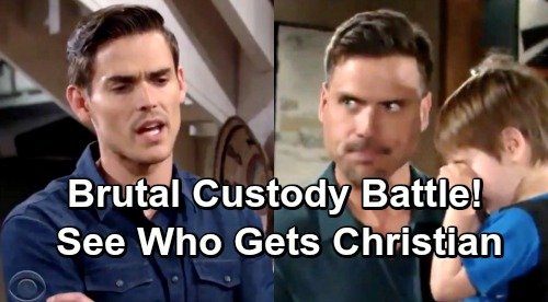 The Young and the Restless Spoilers: Adam and Nick's Brutal Custody Battle – Who Should Get Christian?