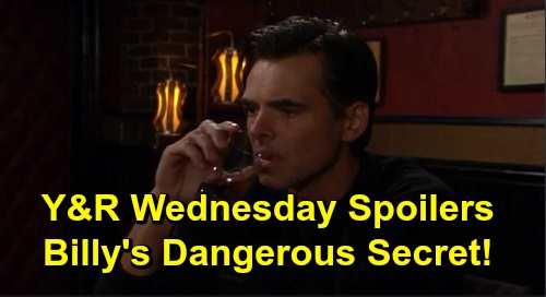 The Young and the Restless Spoilers: Wednesday, December 4 – Theo Suggests a Big Step Forward with Summer – Billy's Dangerous Secret