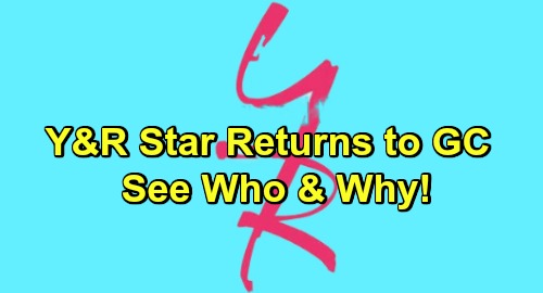The Young and the Restless Spoilers: Familiar Face Heads Back to Genoa City – See Which Y&R Star's Returning and Why
