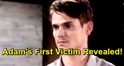 The Young and the Restless Spoilers: Adam Newman's Revenge Plan - See Who Mark Grossman's Character Targets First