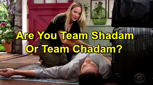 The Young and the Restless Spoilers: Sharon Comes To Adam's Rescue – Shadam Teased But Chadam Comes True