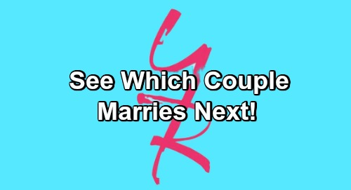 The Young and the Restless Spoilers: Which Y&R Couple Marries Next?