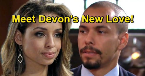 The Young and the Restless Spoilers: Devon's New Love, Elena Dawson, Mends His Broken Heart?