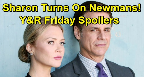 The Young and the Restless Spoilers: Friday, March 1 – Sharon Fights Against The Newmans - Lola Gets Surprise Volunteer