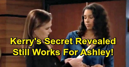 The Young and the Restless Spoilers: Phyllis Shares Ashley Takedown Scheme – Kerry Tips Off Secret Boss - Eileen Davidson Return Arc