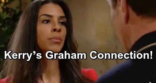 The Young and the Restless Spoilers: Kerry's Shocking Graham Bloodworth Connection – Jack Caught in Crazy Revenge Scheme?