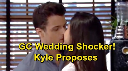 The Young and the Restless Spoilers: Kyle's Sudden Proposal Stuns Lola – Rush to the Altar Sets Up Kola Disaster