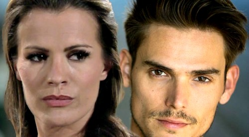 The Young and the Restless Spoilers: Adam Newman Seen In Genoa City During May Sweeps - Chelsea and Connor On The Way?