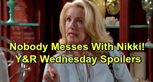 The Young and the Restless Spoilers: Wednesday, February 20 – Melody Thomas Scott's 40-Year Anniversary Tribute