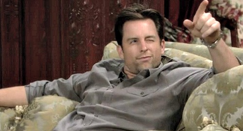 The Young and the Restless Spoilers: Adam Newman's Return Worth the Wait - Michael Muhney Is Money For Y&R
