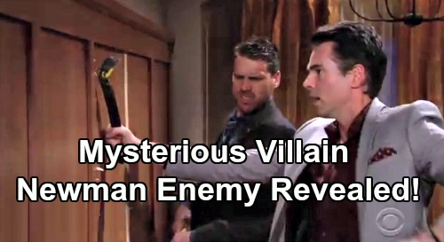 The Young and the Restless Spoilers: Mysterious Villain Manipulating J.T. Angle - Newman Enemy Revealed
