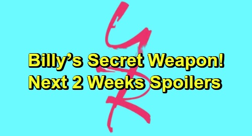 The Young and the Restless Spoilers Next 2 Weeks: Sharon and Mia's Baby Battle – Paul Rehires Rey – Billy's Secret Weapon