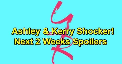 The Young and the Restless Spoilers Next 2 Weeks: Billy Fights For Victoria – Lola's Heartbreak – Ashley & Kerry Jabot Bomb