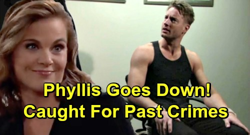 The Young and the Restless Spoilers: Phyllis The Smug Snitch Goes Down For Past Crimes – Shocking Secrets Come Back to Bite