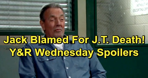 The Young and the Restless Spoilers: Wednesday, January 9 Update – Victor Accuses Jack of Framing Him – Ana's Leaving Town