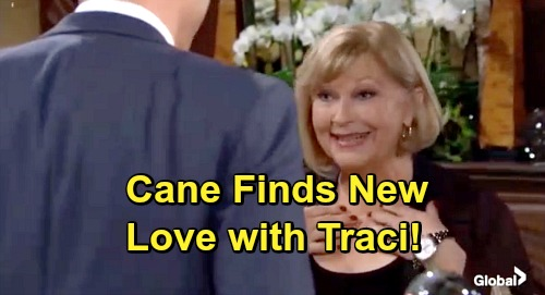 The Young and the Restless Spoilers: Cane Finds New Love with Traci – Can Y&R Make Odd Couple Work?
