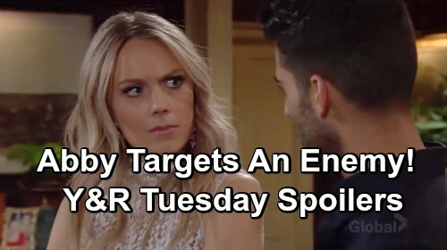 The Young and the Restless Spoilers: Tuesday, January 29 – Abby Targets an Enemy - Summer's Mission – Shattered 'Shick' Bond