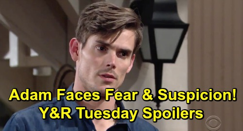 The Young and the Restless Spoilers: Tuesday, May 14 – Adam Faces Sibling Fear and Doubt – Victor's New Memory Tactics