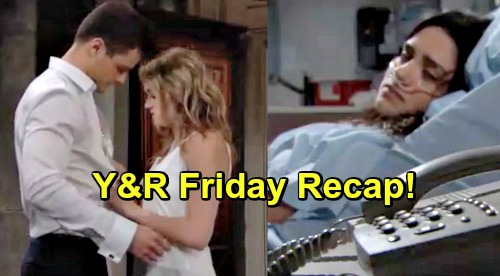The Young and the Restless Spoilers: Friday, March 15 Update – Kyle and Summer Make Love After Marrying – Lola Weeps Alone