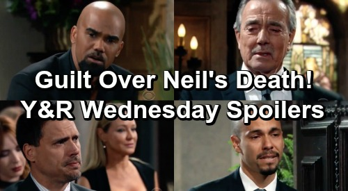 The Young and the Restless Spoilers: Wednesday, April 24 – Terrible Guilt Over Neil's Death – Heartbreaking News Devastates GC
