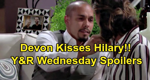 The Young and the Restless Spoilers: Wednesday, May 8 – Sharon Tells Rey About Deep Adam Love Affair – Devon's Move Stuns Elena