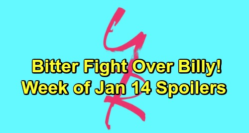 The Young and the Restless Spoilers: Week of January 14 Update – Dangerous Secrets, Risky Revenge and Startling Setbacks