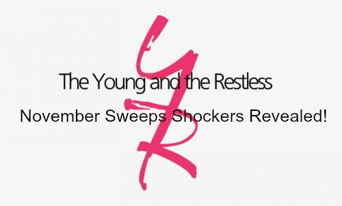 The Young and the Restless Spoilers: November Sweeps Shockers – Disasters, Battles, Risks and More