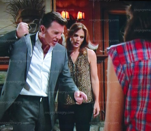 'The Young and the Restless' (Y&R) Spoilers: Shots Fired as Dylan and Harding Struggle – Jack Pulls Knife on Marco, Victor Appears