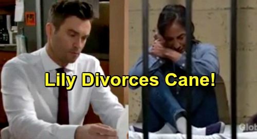 The Young and the Restless Spoilers: Lily's Divorce Bomb Rocks Cane – Another Story Adjustment as Y&R Heads Down New Path