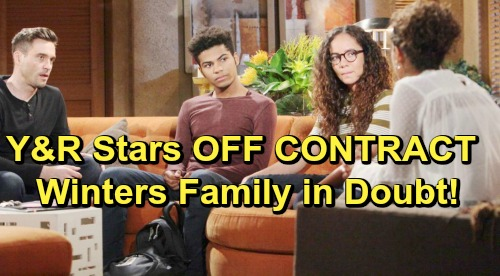 The Young and the Restless Spoilers: Noah Alexander Gerry & Lexi Stevenson Off Contract - Winters Family Future In Doubt