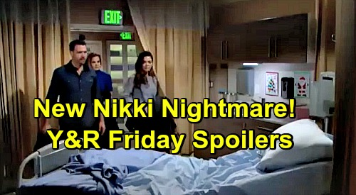 The Young and the Restless Spoilers: Friday, December 28 – Raging Nick Forced to Help Rey – Coverup Crew's New Nikki Nightmare
