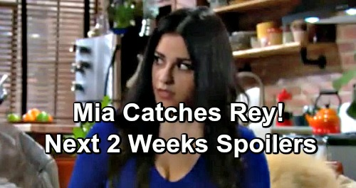 The Young and the Restless Spoilers Next 2 Weeks: J.T.'s Memorial Shocker – Mia Catches Shey - Lily's Heartbreaking Letter