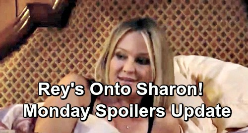 The Young and the Restless Spoilers: Monday, January 7 Update – Sharon Blunders, Rey's Suspicious – Mia and Arturo Get Close