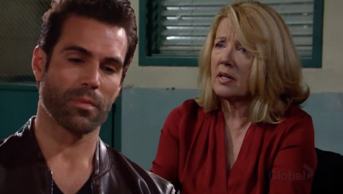 The Young and the Restless Spoilers: Rey Inches Closer To The Truth About JT's Murder - Puts Nikki Under Surveillance