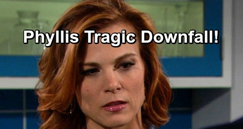 The Young and the Restless Spoilers: Phyllis' Heartbreaking Downfall – Does She Deserve What's Coming to Her?