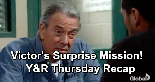 The Young and the Restless Spoilers: Thursday, January 3 Update – Nikki Decides Reed's Fate – Victor's Surprise Mission for Nick