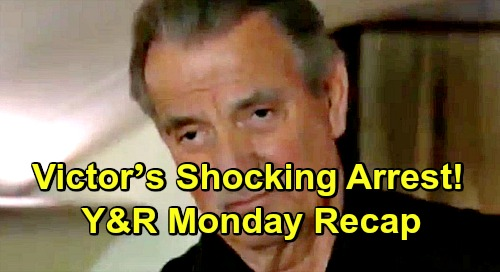 the young and the restless spoilers monday december 31 update