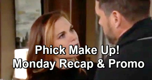 The Young and the Restless Spoilers: Monday, January 14 Recap – Reed Decides To Leave – Rey's Deception Exposed – Phick Make Up