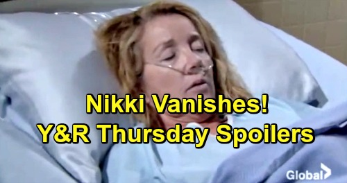 The Young and the Restless Spoilers: Thursday, December 27 – Desperate Hunt for Missing Nikki – Ana Confesses to Fen – Lola Dumps Kyle