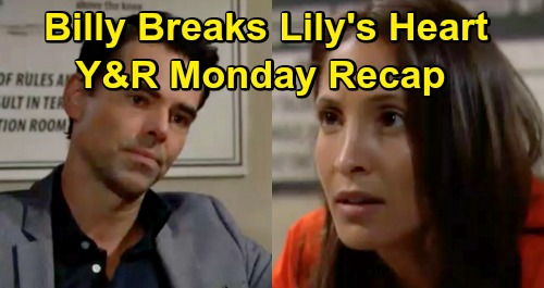 The Young and the Restless Spoilers: Monday, January 21 Update – Lily Disgusted by Cane's Betrayal – Mia Pushes Abby to Her Limit