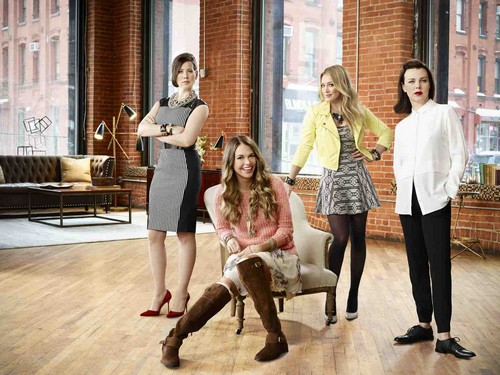 Sutton Foster and Hilary Duff Set to Star in 'Younger' - New TV Show: 2000's Kids and Broadway Geeks Rejoice!