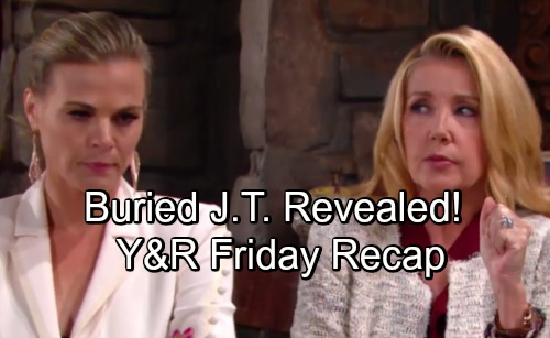 The Young and the Restless Spoilers: Friday, October 19 – Blackmailer Sends Shocker – Kyle's Mission Pays Off – Nick Needs Abby's Help