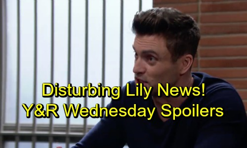 The Young and the Restless Spoilers: Wednesday, October 24 – Jack Faces Traci's Fury, Abbott Flashback Shockers - Lily's Disturbing News
